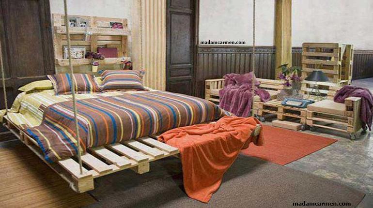 Paletten Dekorasyon Onerileri Paletten Salon Dekorasyonu